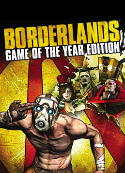 Borderlands: Game of the Year  (Цифровая версия) игра софтклаб borderlands game of the year