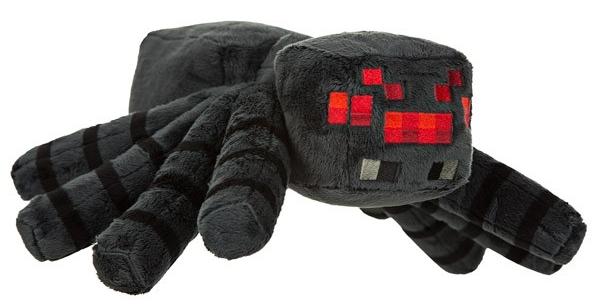 Мягкая игрушка Minecraft. Spider (35 см)Представляем мягкую игрушку Minecraft. Spider, созданную по мотивам компьютерной игры с видом от первого лица Minecraft.<br>