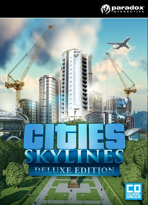 Cities: Skylines. Deluxe Edition (Цифровая версия) trials fusion deluxe edition цифровая версия
