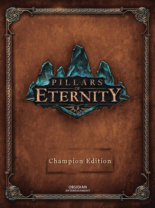 Pillars of Eternity. Champion Edition