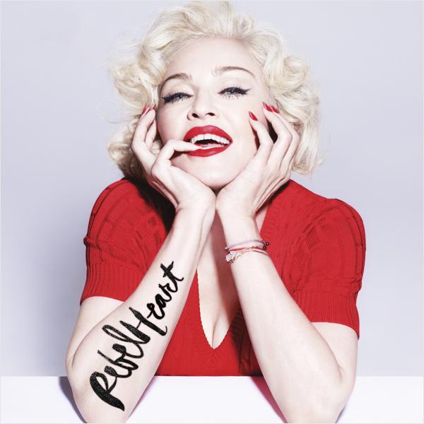 Madonna: Rebel Heart (CD)