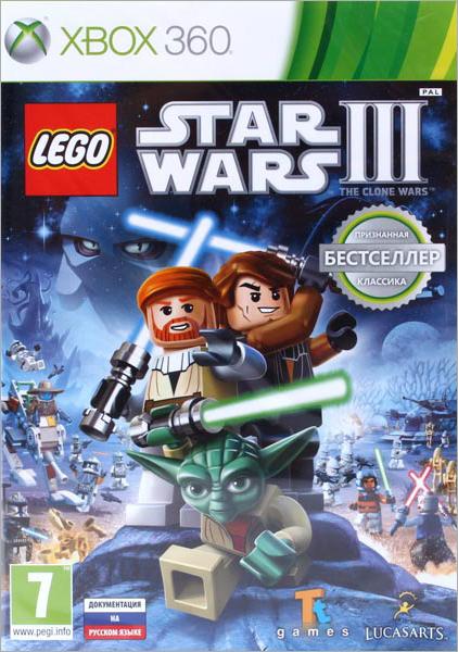 LEGO Star Wars III. The Clone Wars (Classics) [Xbox360]