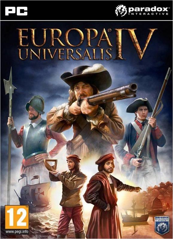 Europa Universalis IV  лучшие цены на игру и информация о игре