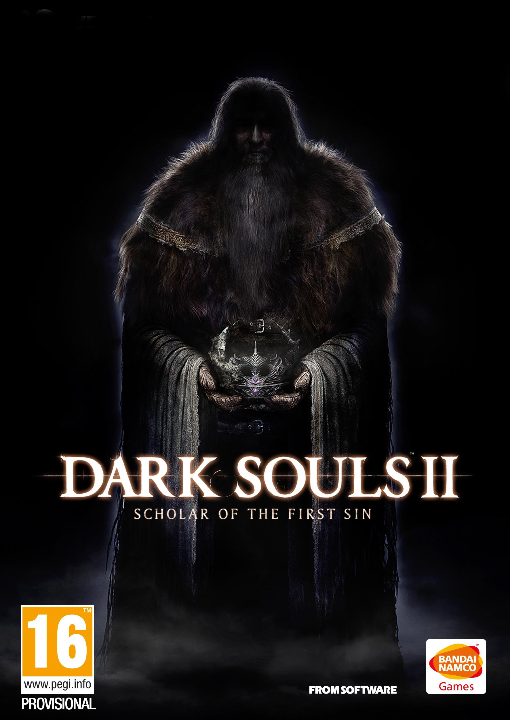 Dark Souls II: Scholar of the First Sin [PC, Цифровая версия] (Цифровая версия) игра для xbox медиа dark souls ii scholar of the first sin
