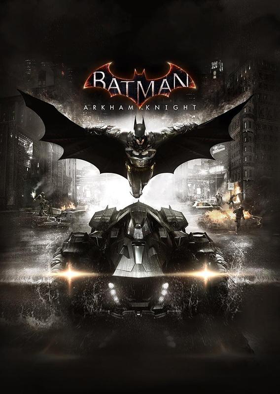 Batman: Рыцарь Аркхема (Batman: Arkham Knight) (Цифровая версия)Игра Batman: Arkham Knight – это грандиозное завершение трилогии о Бэтмене. Игры этой серии получили множество наград и данная игра не станет исключением. Batman: Arkham Knight разрабатывалась Rocksteady Studios специально для консолей нового поколения, и в ней впервые будет представлена уникальная версия Бэтмобиля.<br>