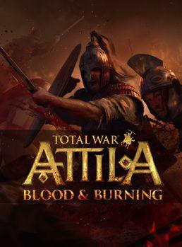 Total War: Attila. Набор дополнительных материалов «Кровь и огонь»