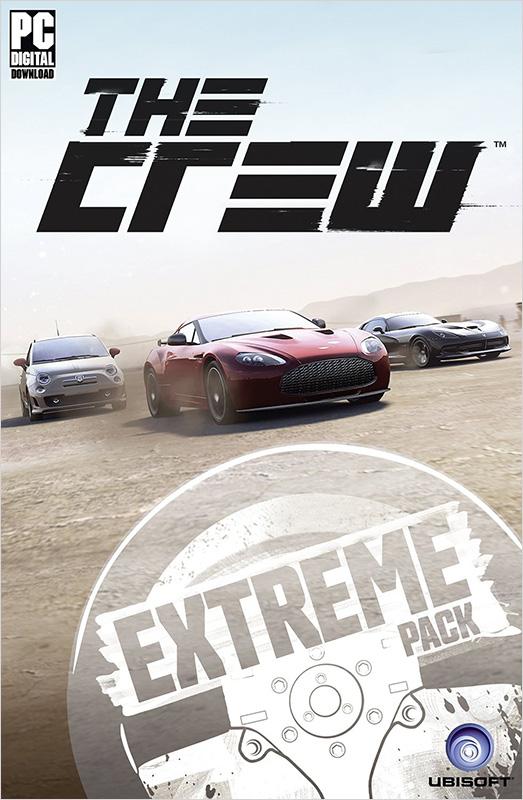 The Crew. Набор «Экстрим». Дополнение  лучшие цены на игру и информация о игре