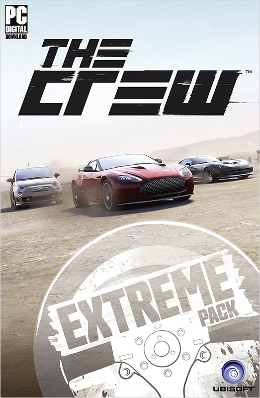 The Crew. Набор «Экстрим». Дополнение