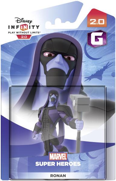Disney Infinity 2.0. Marvel. Интерактивная фигурка персонажа Ронан [PS3 / PS4 / Xbox 360 / Xbox One]
