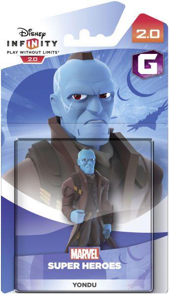 все цены на Disney Infinity 2.0. Marvel. Интерактивная фигурка персонажа Йонду [PS3 / PS4 / Xbox 360 / Xbox One] онлайн