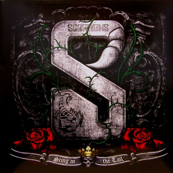 Scorpions. Sting In The Tail (LP)