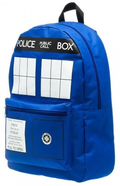 Рюкзак Doctor Who. Tardis (50 см)