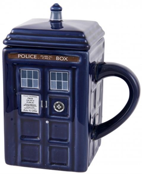 Керамическая кружка Doctor Who (450 мл)Керамическая кружка Doctor Who создана по мотивам культового британского научно-фантастического телесериала Доктор Кто.<br>