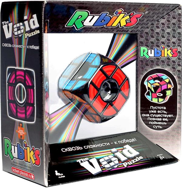 Головоломка Кубик Рубика Пустой (VOID)Представляем вашему вниманию головоломку Кубик Рубика Пустой (VOID), интересную вариацию на тему классического кубика Рубика 3х3.<br>