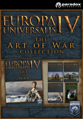 Europa Universalis IV: The Art of War Collection (Цифровая версия) europa европа фотографии жорди бернадо