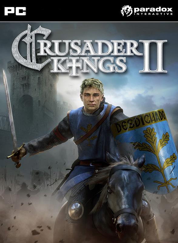 Crusader Kings II [PC, Цифровая версия] (Цифровая версия) crusader kings complete цифровая версия