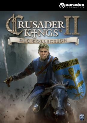 Crusader Kings II. DLC Collection  (Цифровая версия) crusader kings complete цифровая версия