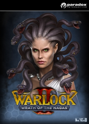 Warlock 2: The Exiled. Wrath of the Nagas. Дополнение [PC, Цифровая версия] (Цифровая версия) guanqin quartz watches fashion watch women dress relogio feminino waterproof tungsten steel gold bracelet watches relojes mujer