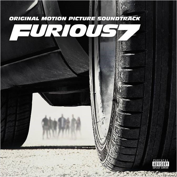 Furious 7: Original Motion Picture Soundtrack (CD)