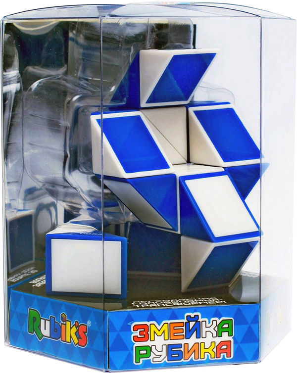 Головоломка Змейка РубикаПредставляем вашему вниманию головоломку Змейка Рубика, еще одно изобретение профессора Рубика, причем не менее популярное чем Кубик Рубика.<br>