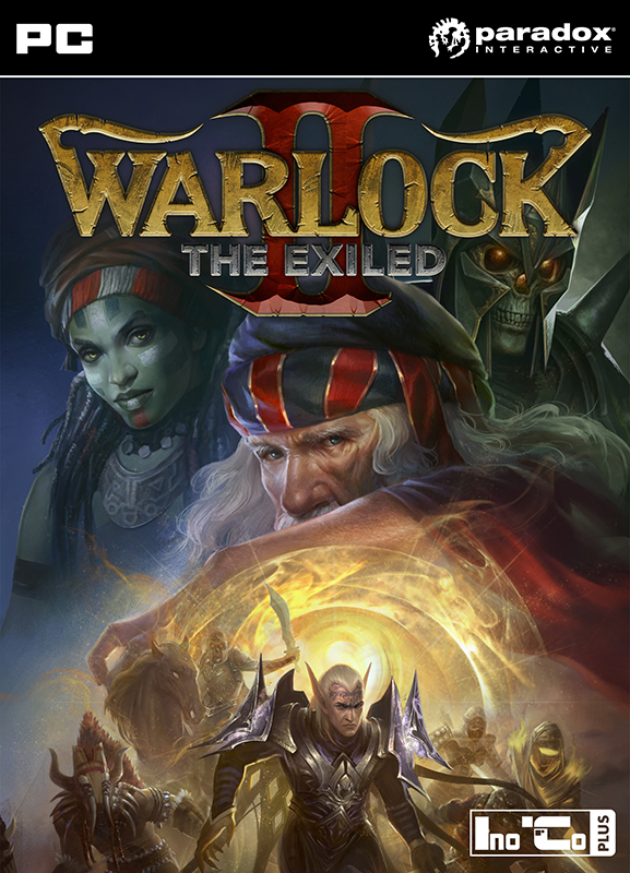 Warlock 2: The Exiled  [PC, Цифровая версия] (Цифровая версия)