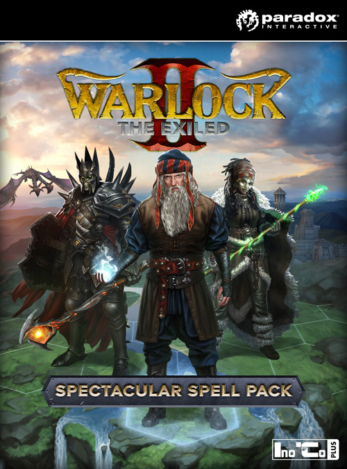 Warlock 2: The Exiled. Spectacular Spell Pack. Дополнение