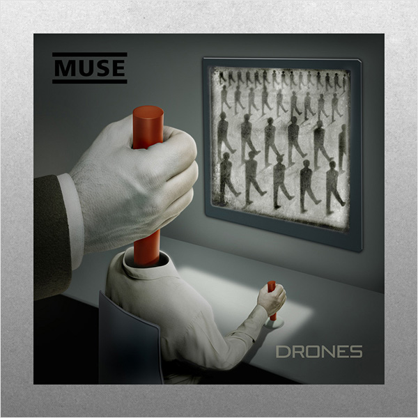 Muse. Drones (CD+DVD)