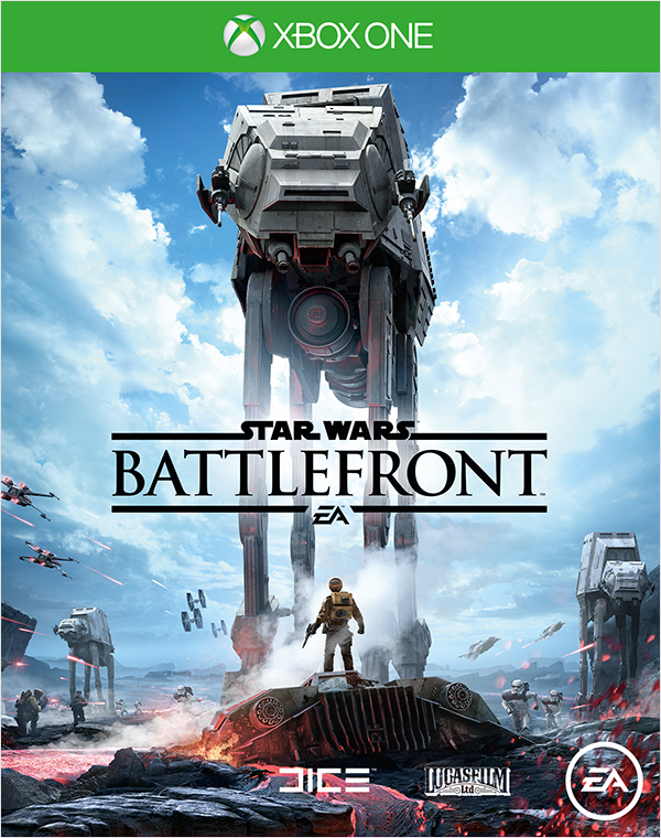Star Wars: Battlefront [Xbox One]