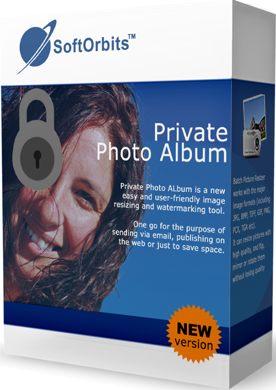 Private Photo Album (Защищенный фотоальбом) [Цифровая версия] (Цифровая версия)