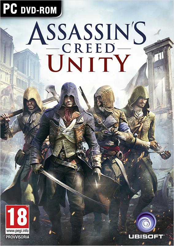 Assassins Creed: Единство (Unity) [PC]Мы представляем вашему вниманию Assassin&amp;rsquo;s Creed: Единство &amp;ndash; следующую игру в популярной серии на совершенно новом движке Anvil. Вы окажетесь в самом сердце Французской революции, увидите все самые важные события того времени.<br>