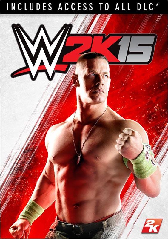 WWE 2K15  лучшие цены на игру и информация о игре