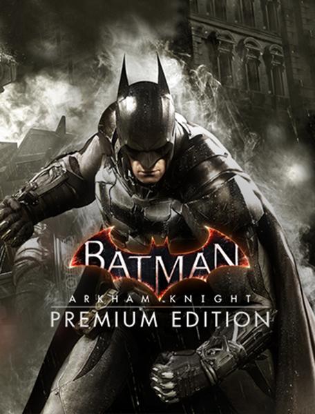 Batman: Рыцарь Аркхема (Batman: Arkham Knight). Premium Edition (Цифровая версия) видеоигра софтклаб batman рыцарь аркхема premium edition