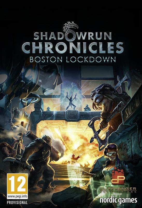 Shadowrun Chronicles. Boston Lockdown [PC, Цифровая версия] (Цифровая версия)