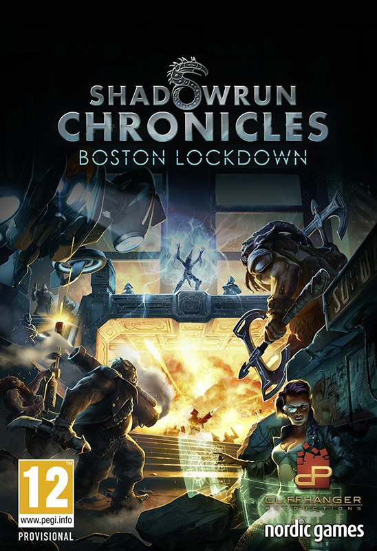 Shadowrun Chronicles. Boston Lockdown (Цифровая версия) valkyria chronicles remastered europa edition игра для ps4