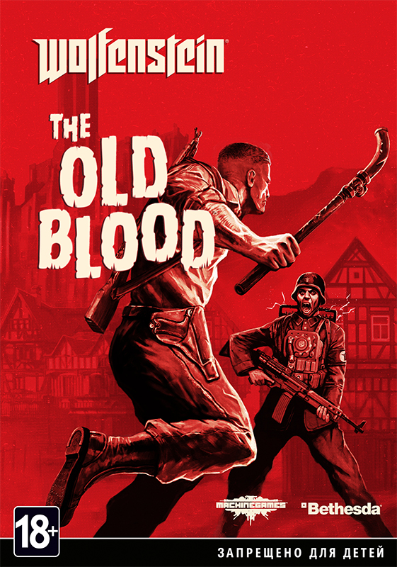 Wolfenstein: The Old Blood [PC, Цифровая версия] (Цифровая версия) bodies the whole blood pumping story