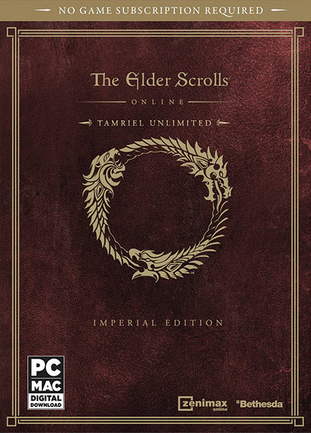 The Elder Scrolls Online: Tamriel Unlimited. Имперское издание