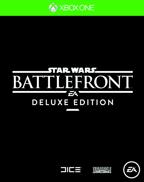 Star Wars: Battlefront (+ Битва за Джакку) [Xbox One]