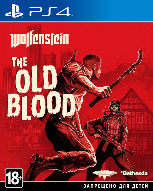 Wolfenstein: The Old Blood [PS4]Игра Wolfenstein: The Old Blood – приквел знаменитого приключенческого боевика от первого лица. В этом самостоятельном дополнении к Wolfenstein: The New Order, под завязку наполненном адреналиновыми перестрелками, вас ждет совершенно новая история и фирменный игровой процесс Wolfenstein.<br>