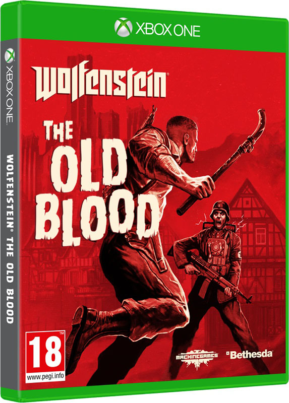Wolfenstein: The Old Blood [Xbox One] от 1С Интерес