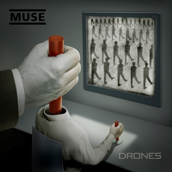Muse: Drones (CD) lost