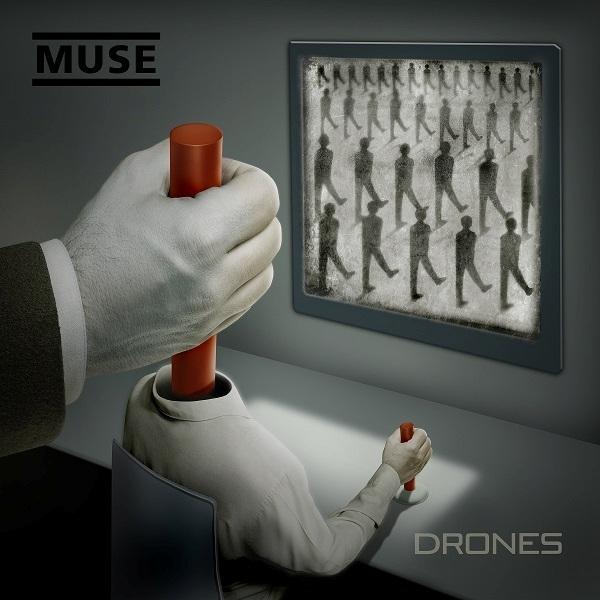 Muse: Drones (CD)Muse. Drones &amp;ndash; первый за три года студийный альбом Muse. Релиз спродюсирован совместно с Робертом Джоном Лангом, который ранее работал над пластинками AC/DC, Maroon 5, Брайана Адамса и Nickelback.<br>