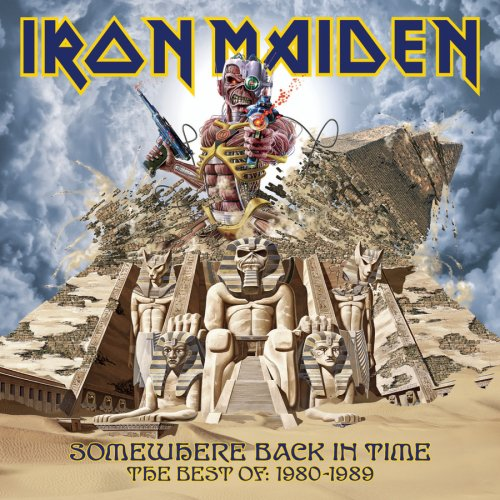 Iron Maiden: Somewhere Back In Time – The Best Of 1980–1989 (CD)
