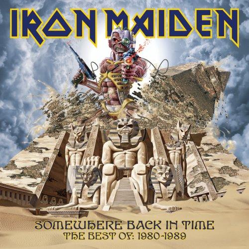 Iron Maiden. Somewhere Back In Time. The Best Of: 1980–1989Мы представляем сборник лучших вещей Iron Maiden за первое десятилетие существования группы &amp;ndash; с 1980 по 1989 год &amp;ndash; Iron Maiden. Somewhere Back In Time. The Best Of: 1980&amp;ndash;1989.<br>