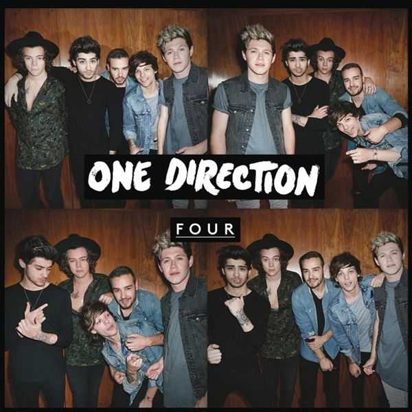One Direction. Four (2 LP)