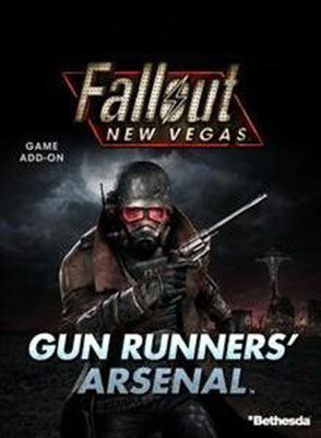 Fallout: New Vegas. Gun Runners Arsenal (Цифровая версия) vegas душевая дверь vegas ep 75 профиль матовый хром стекло фибоначчи