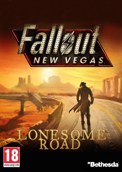 Fallout: New Vegas. Lonesome Road [PC, Цифровая версия] (Цифровая версия)