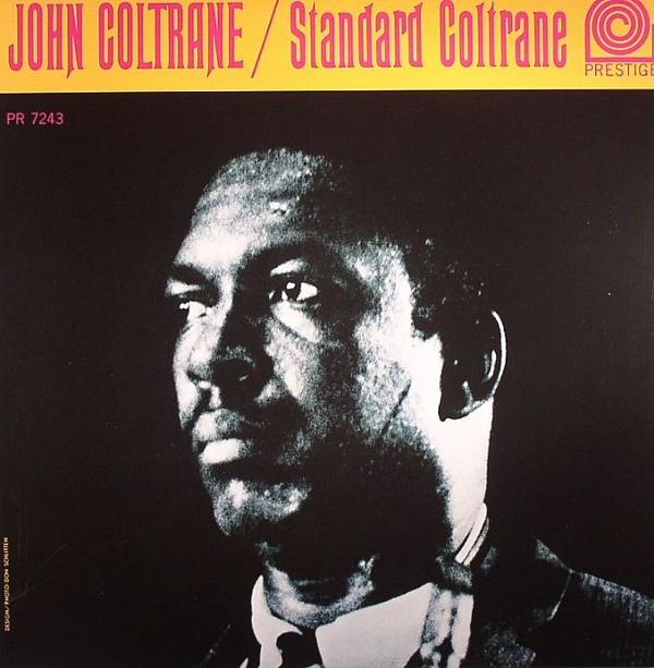 John Coltrane. Standard Coltrane (LP) фото