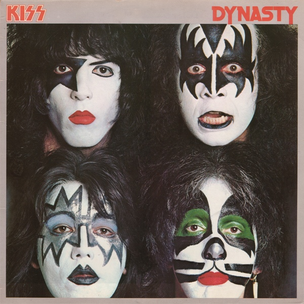 Kiss. Dynasty (LP) kiss kiss monster lp