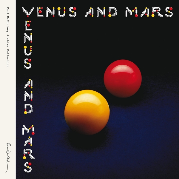 Paul McCartney. Venus And Mars (2 LP) paul kalkbrenner paul kalkbrenner guten tag 2 lp