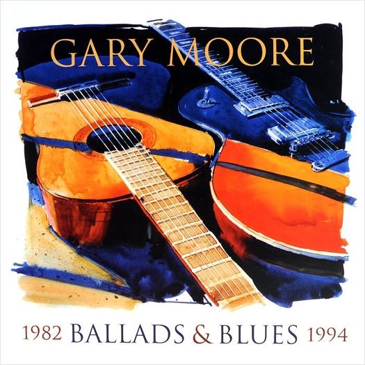 Gary Moore. Ballads & Blues 1982–1994 (LP)